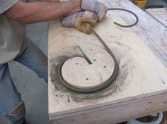 http://www.brainright.com/Projects/GardenMetalwork/Folly/