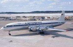 Aeroflot Ilyushin IL18