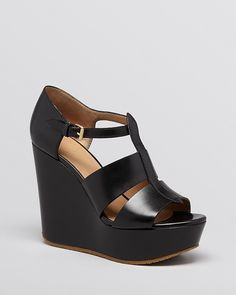 **MARC BY MARC JACOBS Platform Wedge Sandals - Dreaming of the Days $348.00 thestylecure.com