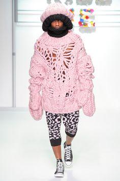 London Fashion Week :: Sibling Inverno 2013
