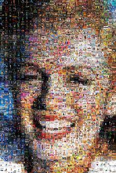Marilyn Monroe - Art Work By Cornejo Sanchez - DevianArt.Com