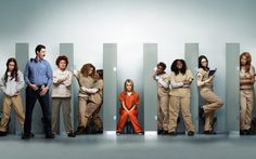 """'Orange is the New Black' inmates join forces and riot in Season 5 trailer. The inmates have taken over Litchfield Penitentiary in a new trailer for Season 5 of Netflix's hit prison drama, """"Orange is the New Black. Orange Is The New Black, Soundtrack, Serie Orange, Mejores Series Tv, New Television, Tatiana Maslany, Free Tv Shows, Group Halloween Costumes, Group Costumes"""