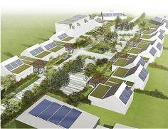 green district - ecoquartier