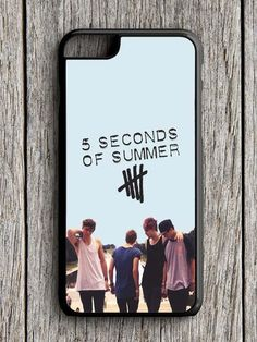 5sos 5 Second Of Summer Band iPhone 6|S Case