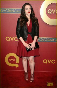 Kat Dennings: QVC Red Carpet Style Event