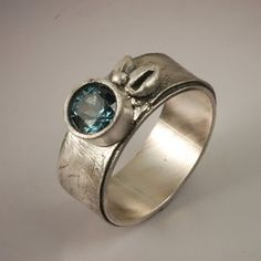What what! Beautiful creations from a metal clay ring challenge.