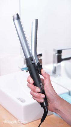 Remington Lockenstab Test: 8 Lockenstäbe im Praxistest + Erfahrungen ... - Praxis Tests! Soft Curls, Small Curls, Hair Tips, Best Hair Wand, Nice Asses, Loose Curls
