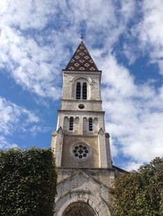 Nuits Saint-Georges in Bourgogne