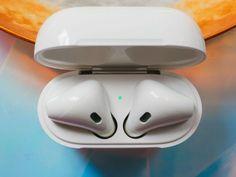 Wireless headphones apple airpods - apple headphones pink gold