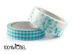 2 Rollen Masking Tape Aqua We R memory keepers