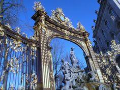 Ville de Nancy - Fontaine de la place Stanislas Proposé par Patrick Querry
