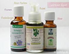 Top 5 Öle für unreine Haut: Beste Pflege bei Akne & Unreinheiten