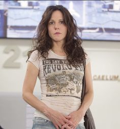 Mary Louise Parker on Weeds