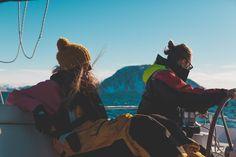 Golden Arctic Moments: Sailing Through Tromsø, Norway - Electrify Magazine Tromso, Catamaran, Arctic, Norway, Safari, Northern Lights, Sailing, Wildlife, Pukka