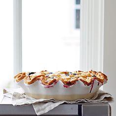 Emile Henry Artisan Ruffled Pie Dish | Williams-Sonoma