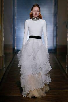 Givenchy Alta Costura, Primavera/Verano 2018