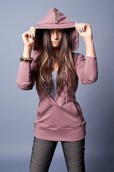 Evenagamba Beach Babe Knit Mauve Taupe – The Hoodie Shop. Want sooo bad, 142 maybe a little too much for a hoodie