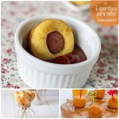 Snack on pinterest football treats appetizers and canapes - Aperitivos para cumpleanos de ninos ...