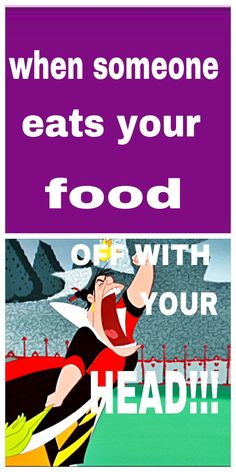 Off with your head! Disney humor #funny #alice in wonderland #relatable