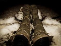 free moccasin boot pattern - Google Search