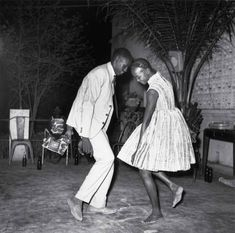 Nuit de Noël (Happy Club) | Malian photographer Malick Sidibé