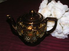 Teapots - Different Types