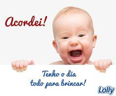 Bom dia com muita alegria! #lolly #bomdia #boasemana #segundafeira