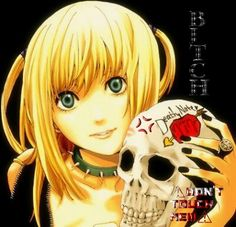 Browse DEATH NOTE Misa collected by Bugster B and make your own Anime album. Death Note, Shinigami, Anime Manga, Anime Art, Amane Misa, Hokusai, Anime Stories, Deadman Wonderland, Pretty Anime Girl