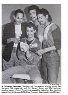 LET'S TALK DEBARGE! The official catch-all Debarge discussion thread - Part 2