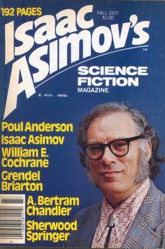Asimov's Science Fiction Issue No. Science Fiction Magazines, Science Magazine, Isaac Asimov, Book Cover Art, Sci Fi, Reading, Books, Culture, Fantasy