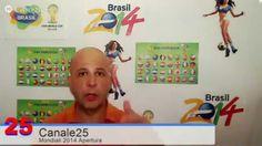 Mondiali 2014 Brasile Croazia - News su Cerimonia Apertura