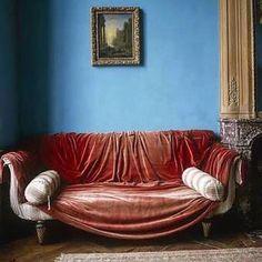"""348 Likes, 8 Comments - Michael Høgh (@michaelhoegh79) on Instagram: """"That velvet #antiques #interior #decor #velvet"""""""