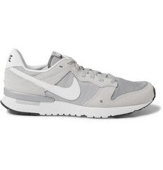 NikeArchive 83.M Suede, Canvas and Mesh Sneakers