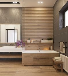 Bathroom Blackstyle On Behance Pinterest Them An And Nature