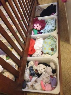 TROFAST Under-crib Drawers | IKEA Hackers | Bloglovin'