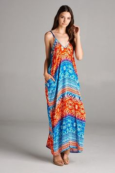 Wholesale Canada offers wholesale Maxi Dresses at great prices