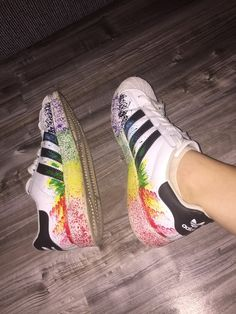 adidas superstar glitter pl