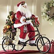 Three-Wheelin' Santa
