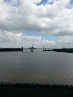 Jachthafen in Cuxhaven