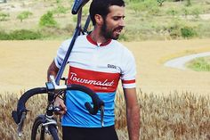 Tourmalet jersey by Cucu Barcelona cycling apparel | Racefietsblog.nl