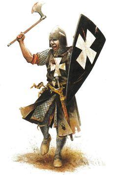 Knight Hospitaller 13thC