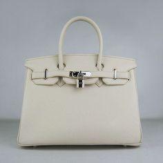 Luxury Replica High Quality Hermes Birkin 6088 Ladies Beige Bags H01561 - luxuryhandbagsoutlet.com