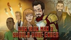 How Iron Man 3 #Movie Should Have Ended - #funny