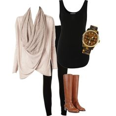 Perfect outfit for a chilly day
