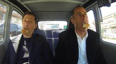 """One of my favs - Gad Elmaleh """"No Lipsticks for Nuns"""" - Comedians In Cars Getting Coffee by Jerry Seinfeld"""