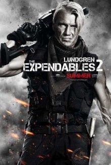 """「エクスペンダブルズ2」 """"The Expendables 2"""""""