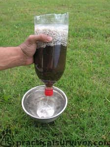 Hope we never need this, but just in case: DIY Emergency Water Filtration Camping Survival, Outdoor Survival, Survival Prepping, Survival Skills, Survival Stuff, Survival Hacks, Survival Food, Emergency Water, In Case Of Emergency