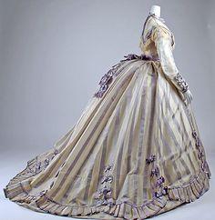 Dress 1867–69