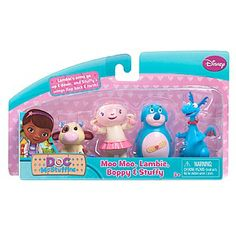 Disney by Just Play Doc McStuffins Toy Friends Figures - 4 Pack. $12.99