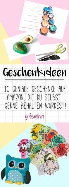 10 geniale Geschenke auf Amazon, die du am liebsten selbst behalten würdest!